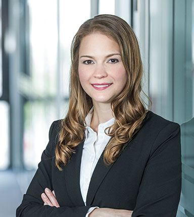 Sabrina Kramer - Backoffice Hörtkorn Finanzen