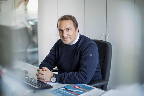 Axel Hermann - Prokurist Hörtkorn Finanzen