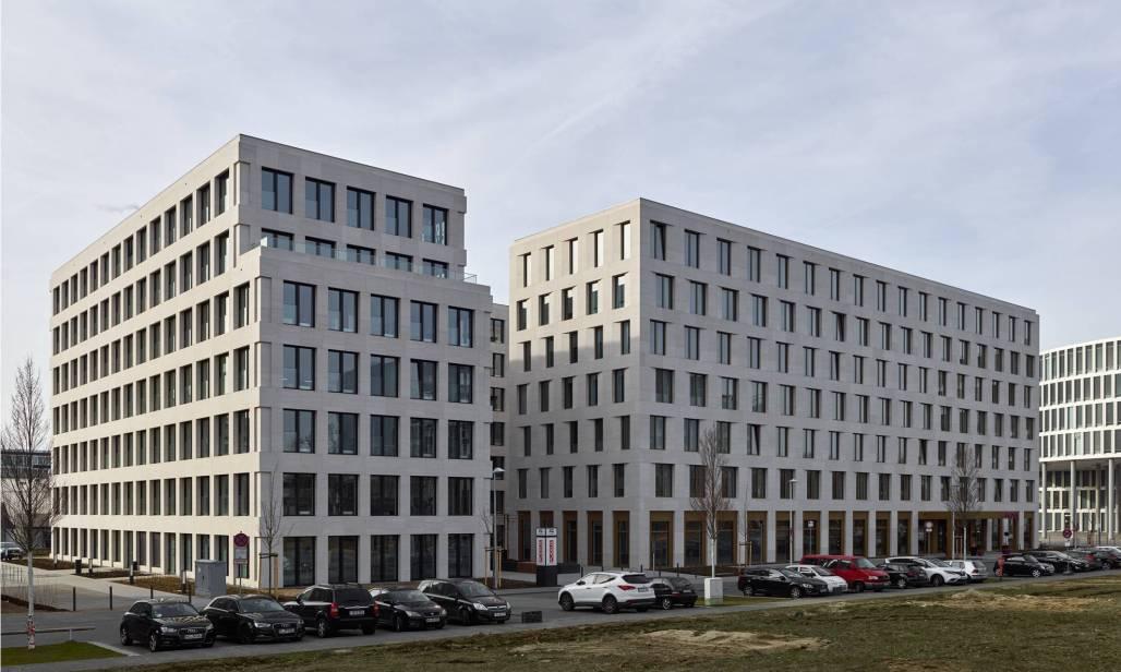 Gebäudeensemble Quartier West, Darmstadt