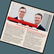Interview mit der Geschäftsführung der ILG Gruppe zu aktuellen ILG Fonds und noch mehr - Florian und Dr. Maximilian Lauerbach im Gespräch