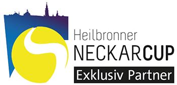 Logo Heilbronner Neckarcup Exklulsiv Partner