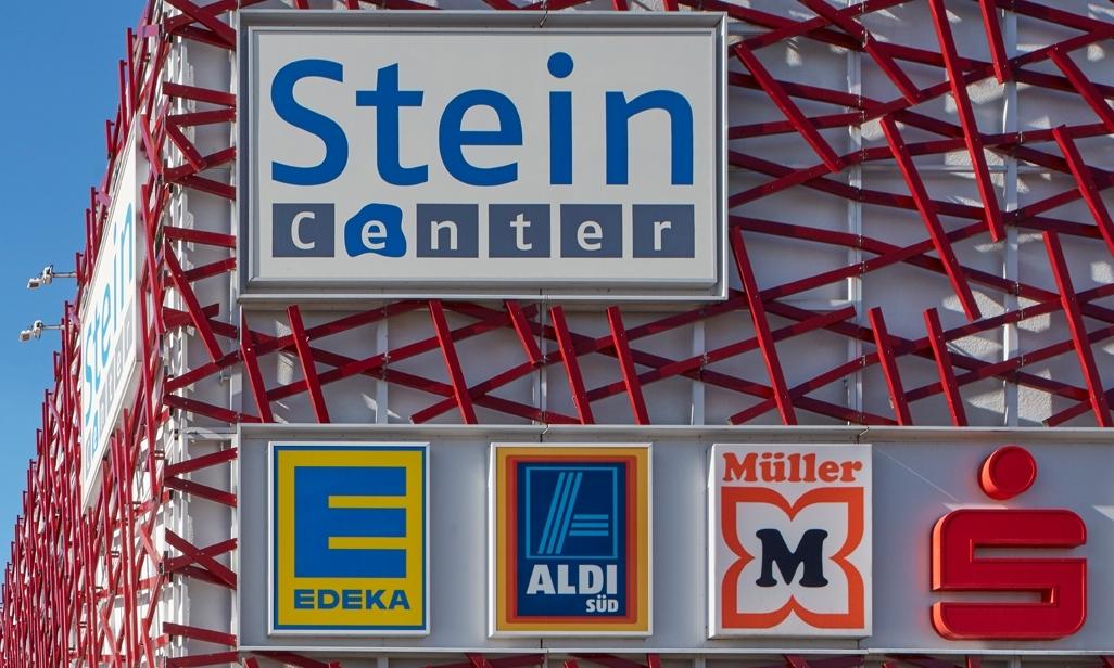 Stein-Center Freising Fassade