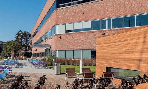 Bürokomplex Constitution Wharf in Boston - Jamestown 31