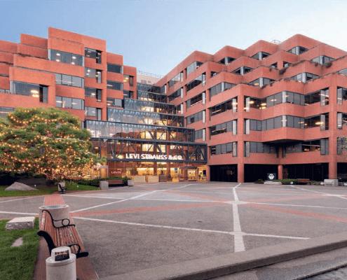 Bürokomplex Levi's Plaza in San Francisco - Jamestown 31