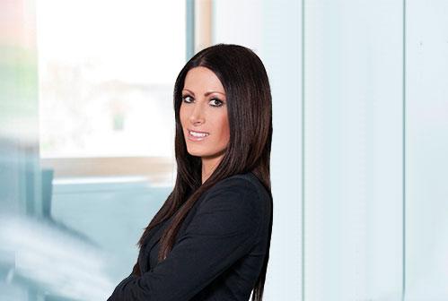Jessica Kreiter- Versicherungskauffrau und Verstärkung im Back-Office