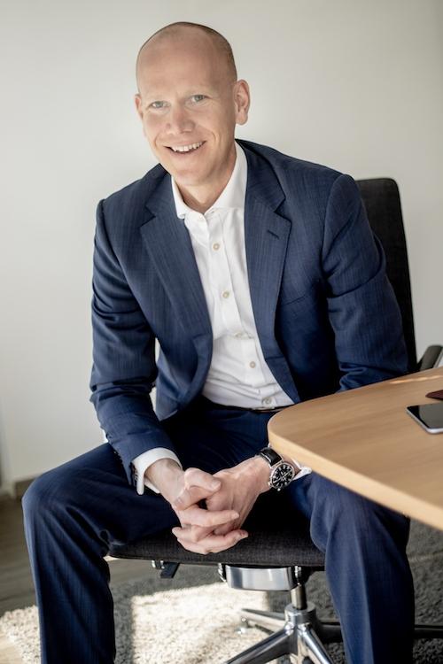 Stefan Schrader - Gründer und Geschäftsführer titus Unternehmensgruppe