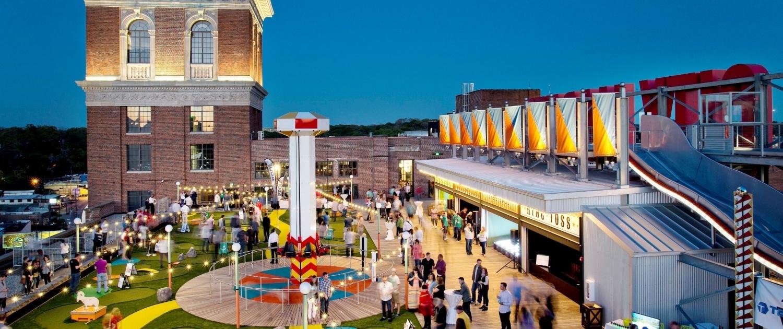 american comunity - skyline park ponce city market atlanta