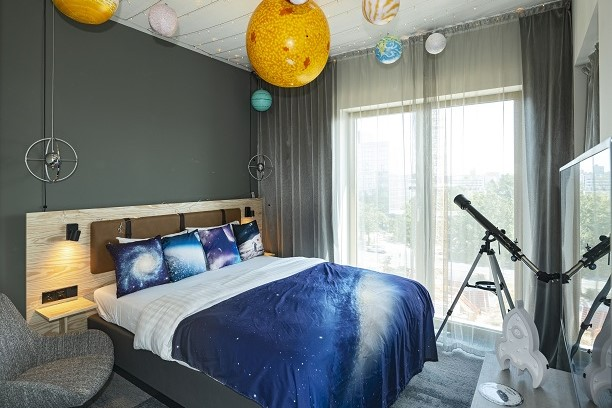 HL Quartier Darmstadt - Zimmer