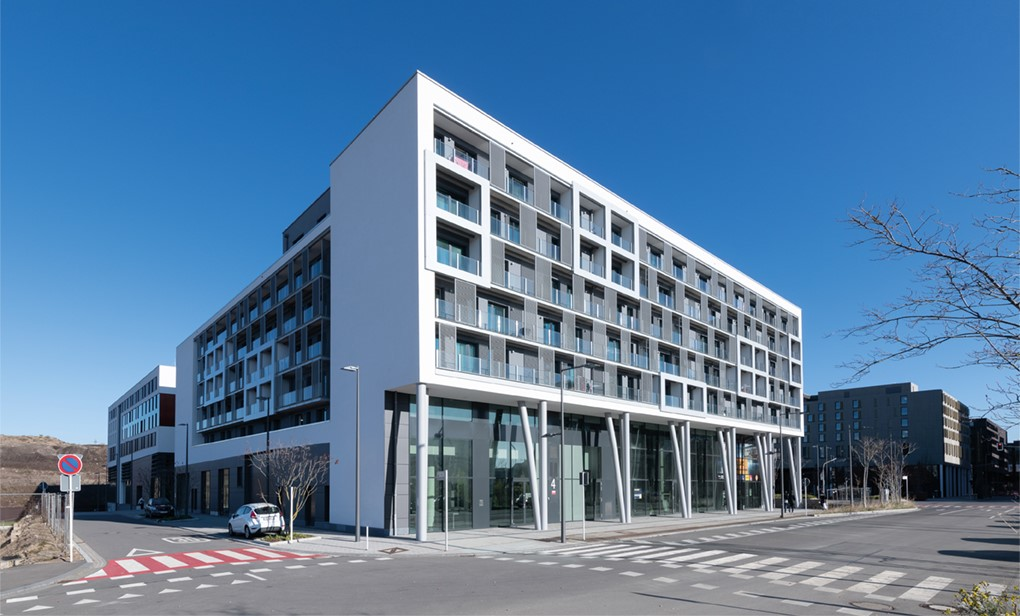 Startportfolio Europe Residential Plus - Luxemburg