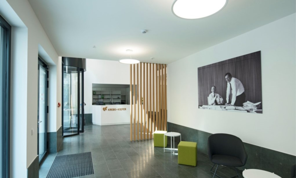 Innenansicht Immobilie Quartier West Darmstadt Hannover Leasing_2