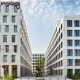 Immobilie Quartier West Darmstadt - Hannover Leasing