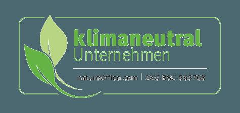Logo - Hörtkorn Finanzen ist klimaneutral