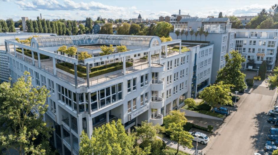Bürogebäude in AUgsburg