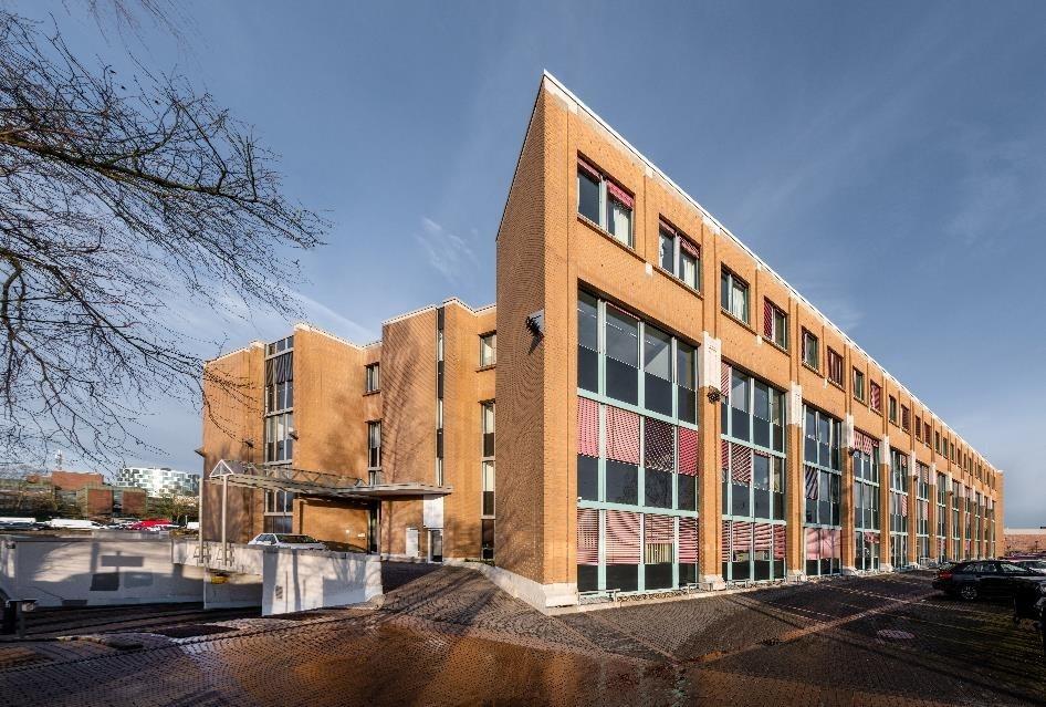 Ärzte- und Bürohaus Münster
