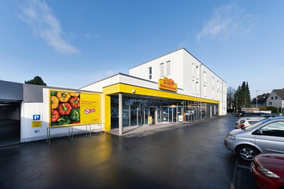 Wohn- und Geschäftshaus in Witten