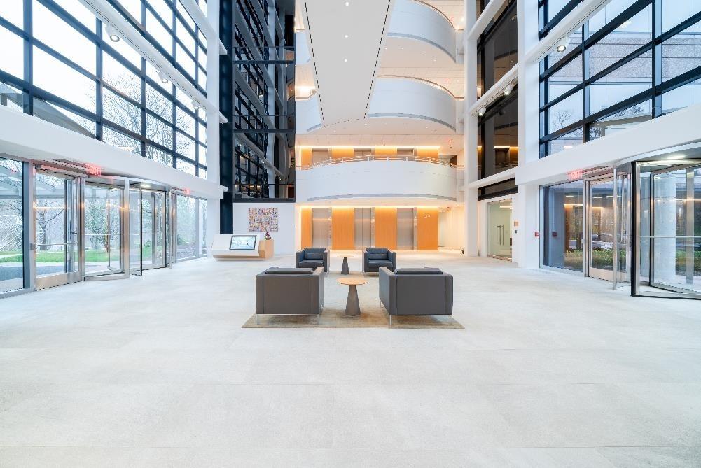 70 & 80 Fairview - Innenansicht Lobby