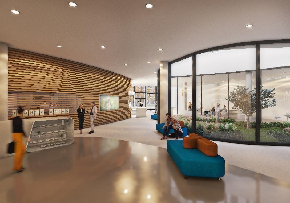 Lobby Johannis Quartier