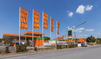 Tankstelle Globus Kitzingen