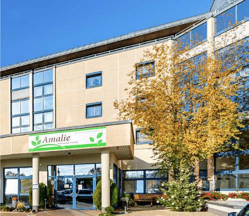 Amalie Seniorenresidenz Leipzig