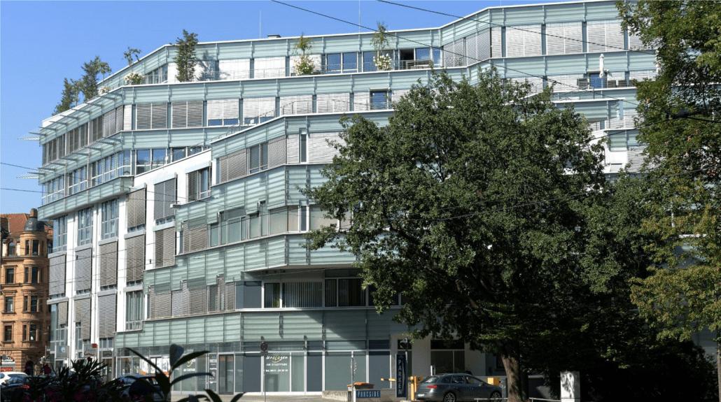 Gebäude Nürnberg