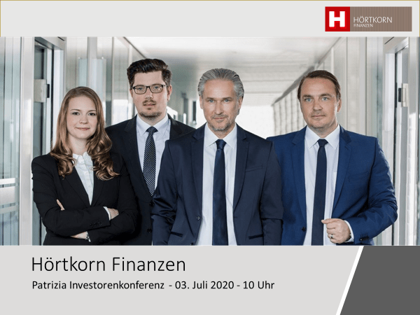 Startbild Investorenkonferenz PATRIZIA GrundInvest Helsinki