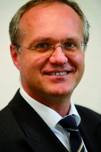 Dietmar Schloz, Geschäftsführer asuco Fonds GmbH