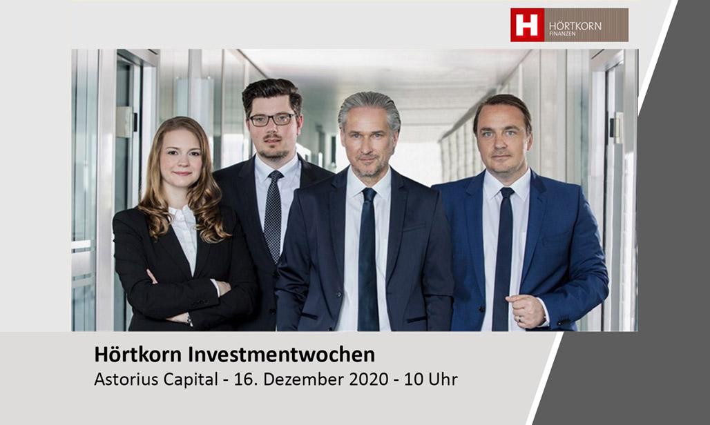 Investmentwochen Astorius Capital