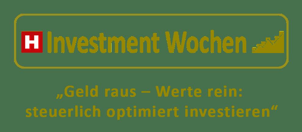 Investment Wochen - Aufzeichnungen