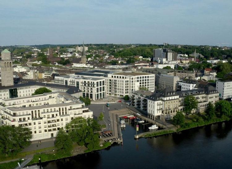 Hafen und Investitionsobjekt in Mülheim